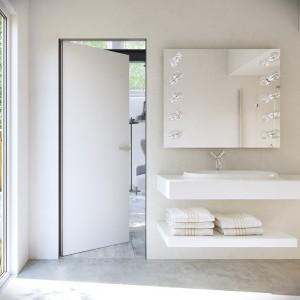 Drzwi z kolekcji PIU Invisible Line. Fot. PIU Design