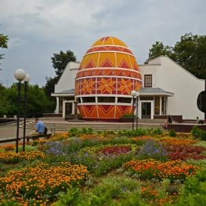 Muzeum posiada ogromny zbiór pisanek z całego świata, m.in. z Egiptu, Cejlonu, Kenii, no i oczywiście z Polski. Fot. galleryua.com