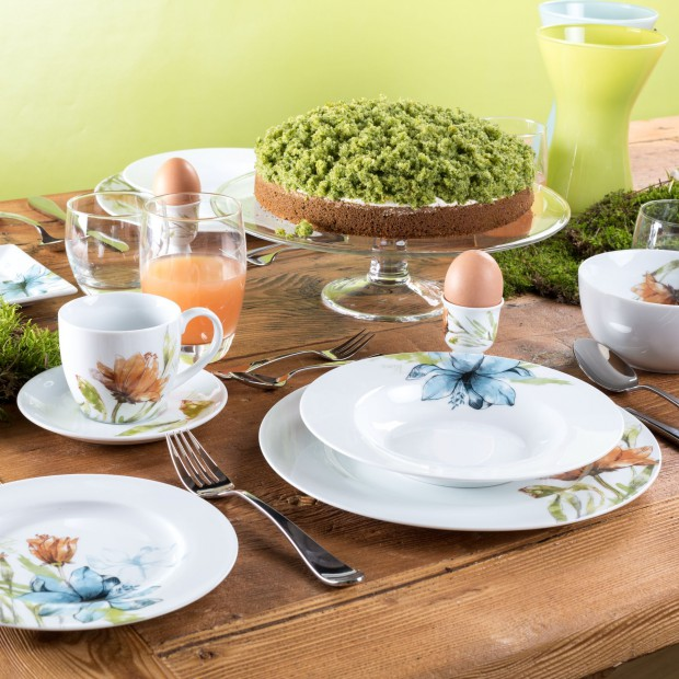 Śniadanie wielkanocne: wybieramy zastawę stołową