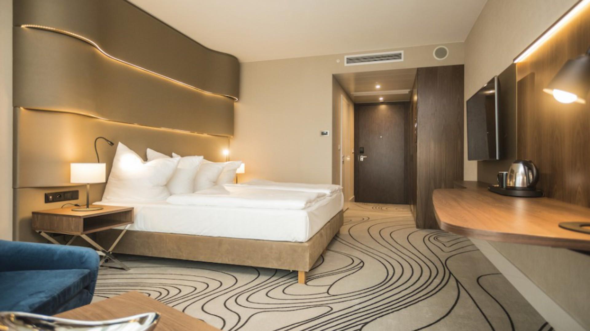 Radisson Blue Resort Świnoujcie by Zdrojowa apartament pokazowy fot. mat. prasowe