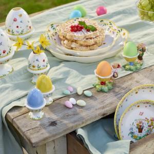Stół na Wielkanoc. Fot. Villeroy&Boch