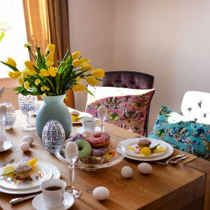 Stół na Wielkanoc. Fot. AlmiDecor