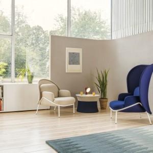 Przy tworzeniu kolekcji MESH ambicją projektanta było udomowienie przestrzeni biurowej, a tym samym uczynienie jej miejscem przyjaznym. Fot. Ernest Wińczyk