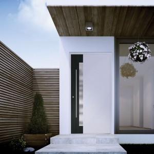 Energooszczędne drzwi zewnętrzne. Fot. Aluprof
