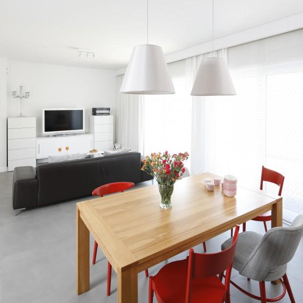 Dom w stylu nowoczesnym - zobacz jego wnętrze