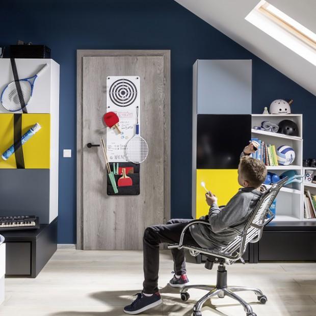 Drzwi wewnętrzne - nowość z dodatkowymi funkcjami