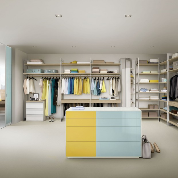 Garderoba: te akcesoria pomogą utrzymać porządek