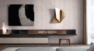 Dowolnie konfigurowany mebel, na który składają się moduły, sprawdzi się w niemal każdym pomieszczeniu domu.
