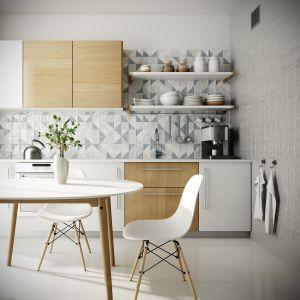 Płytki ceramiczne do kuchni. Fot. Zirconio
