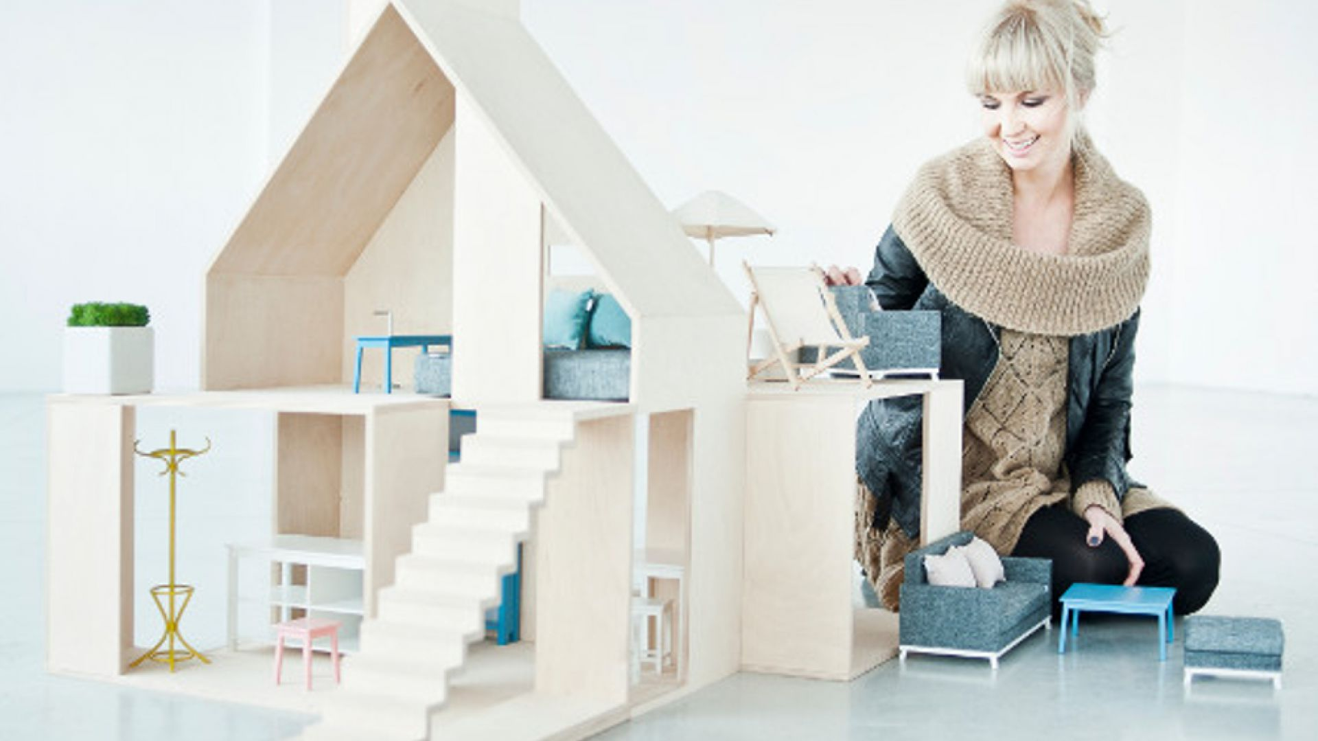 Bardzo dobryFantastyczny Luksusowe domki dla lalek . Zobacz wyjątkowe projekty EE69