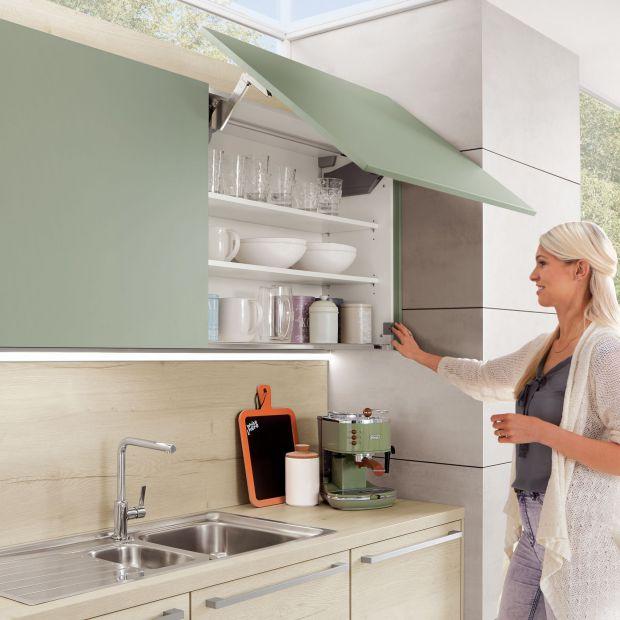 Przechowywanie w kuchni - nowoczesne systemy do szafek i szuflad