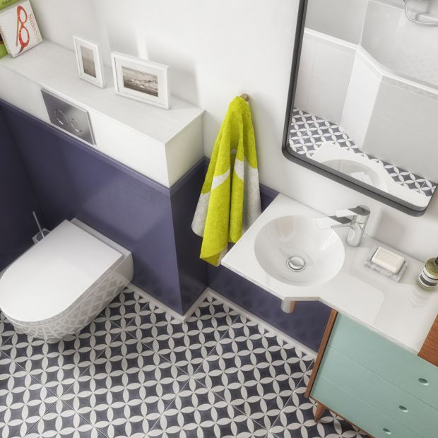 """Małe łazienki jak marzenie! Konkurs projektowy """"Koncept Be Spot w małej łazience"""" rozstrzygnięty"""