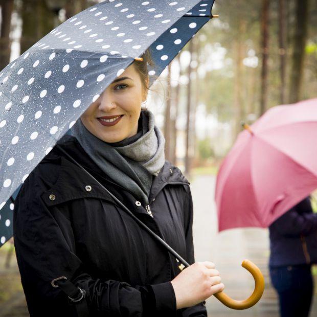 Deszczowa majówka - spacery pod parasolem