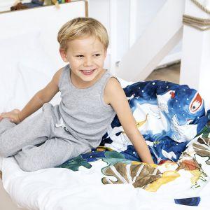 Pościel dla dzieci - marka Hayka. Projekt: Gosia i Marcin Dziembaj, Dizeno
