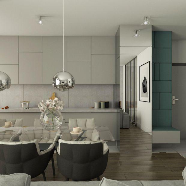 Luksusowe mieszkanie w Warszawie