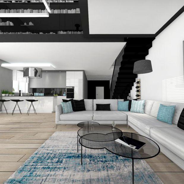 Dom z antresolą. Zobacz nowoczesny projekt