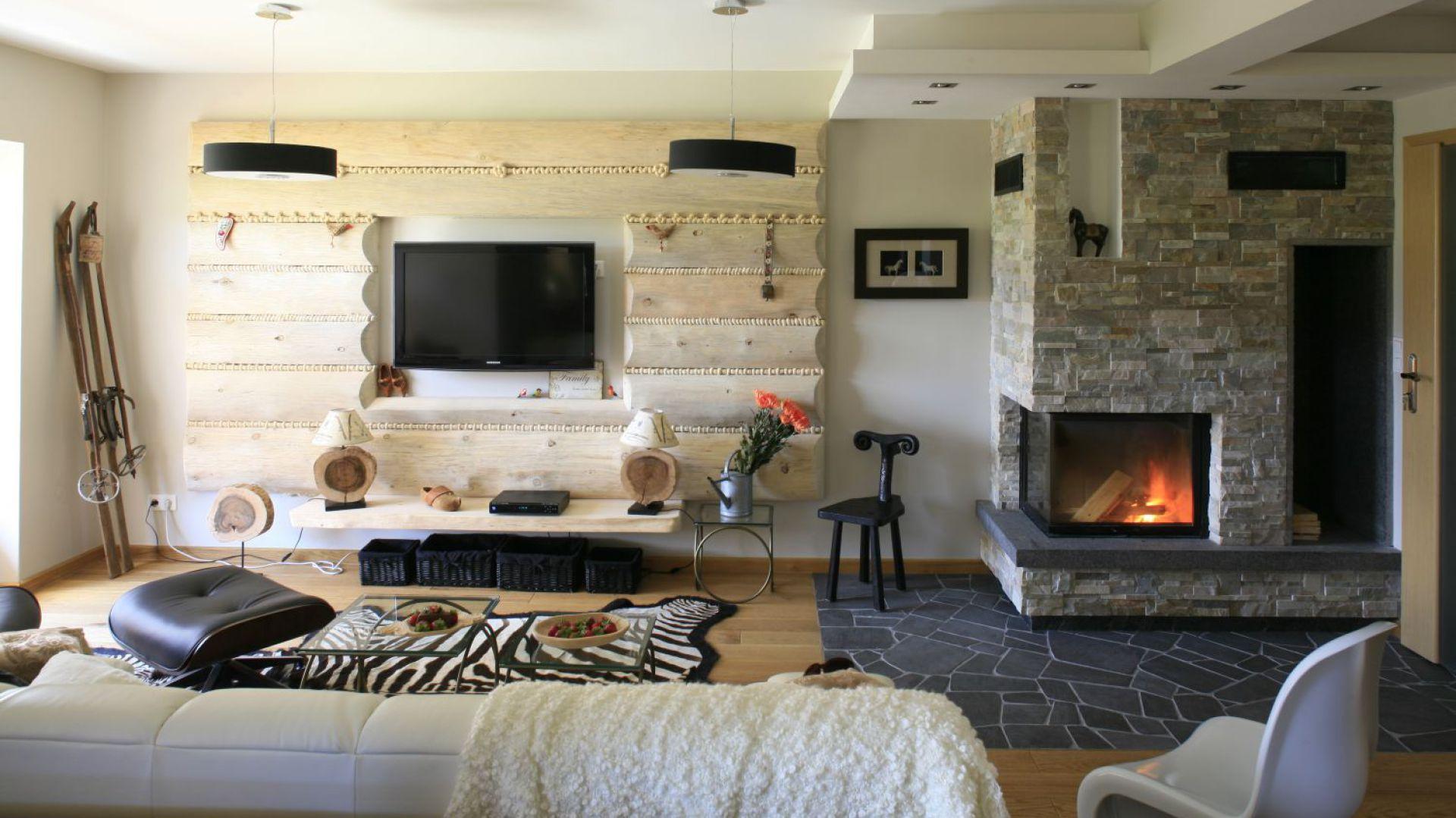 Wnętrze w stylu...  Dom w stylu rustykalnym - tak możesz go urządzić