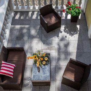 Płytki na taras i balkon. Fot. Probet-Dasag