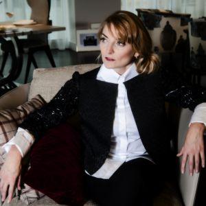 Dominika J. Rostocka była gościem specjalnym spotkania dla projektantów w Lublinie