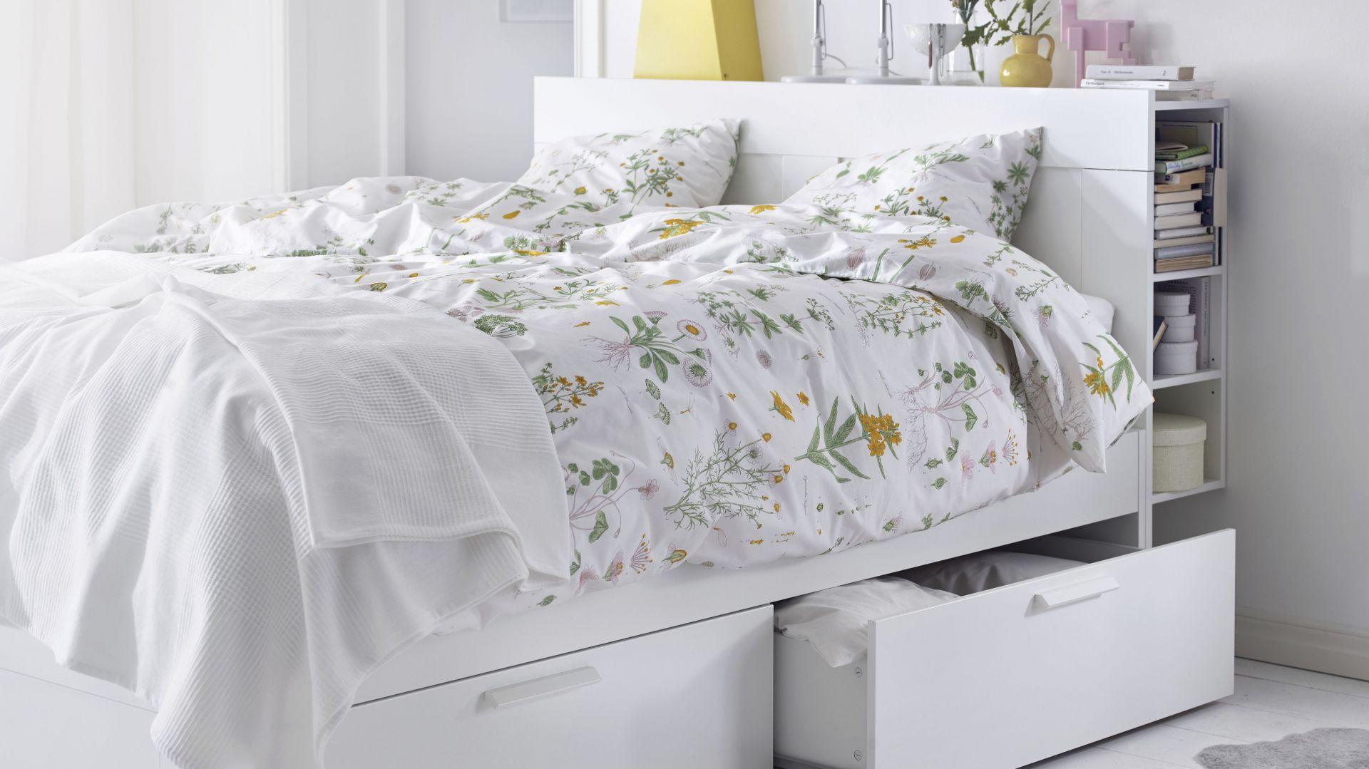 Mała Sypialnia 12 Sposobów Na Przechowywanie