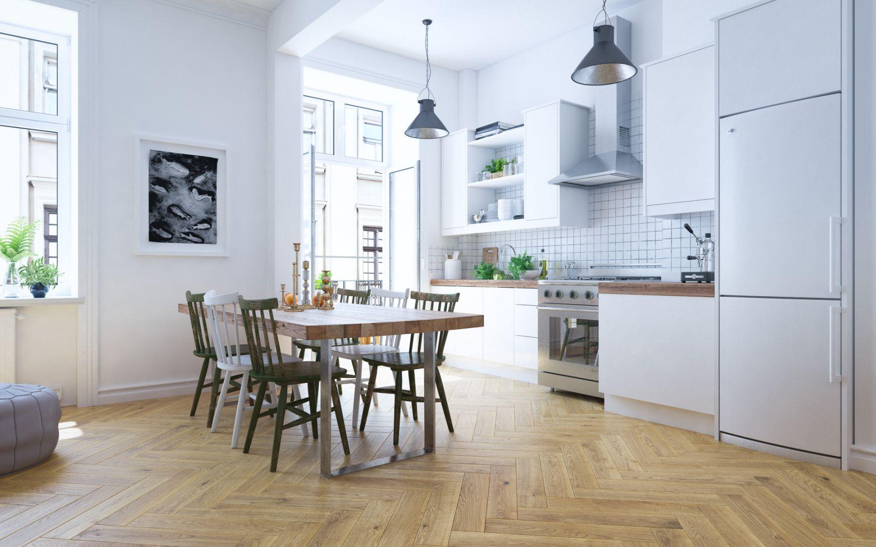FertigDeska Design Experience od Jawor-Parkiet. Fot. Jawor Parkiet