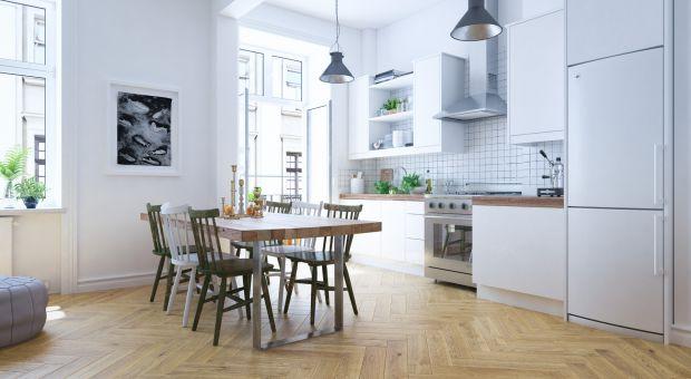 Drewniana podłoga. Kreatywne rozwiązania dla architektów