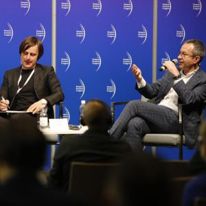 Panel dyskusyjny Design - inteligentne narzędzie, które pobudza przedsiębiorstwa.