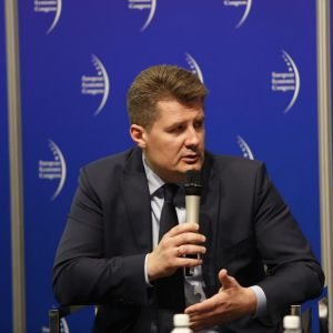Marcin Barański (Meble Vox).
