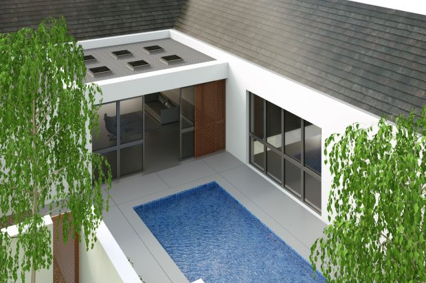 Stropodachy do nowa moda w budownictwie, która zachwyca niebanalną estetyką. Dzięki płaskim dachom z oknami możemy we własnym domu wypoczywać jak pod gołym niebem.