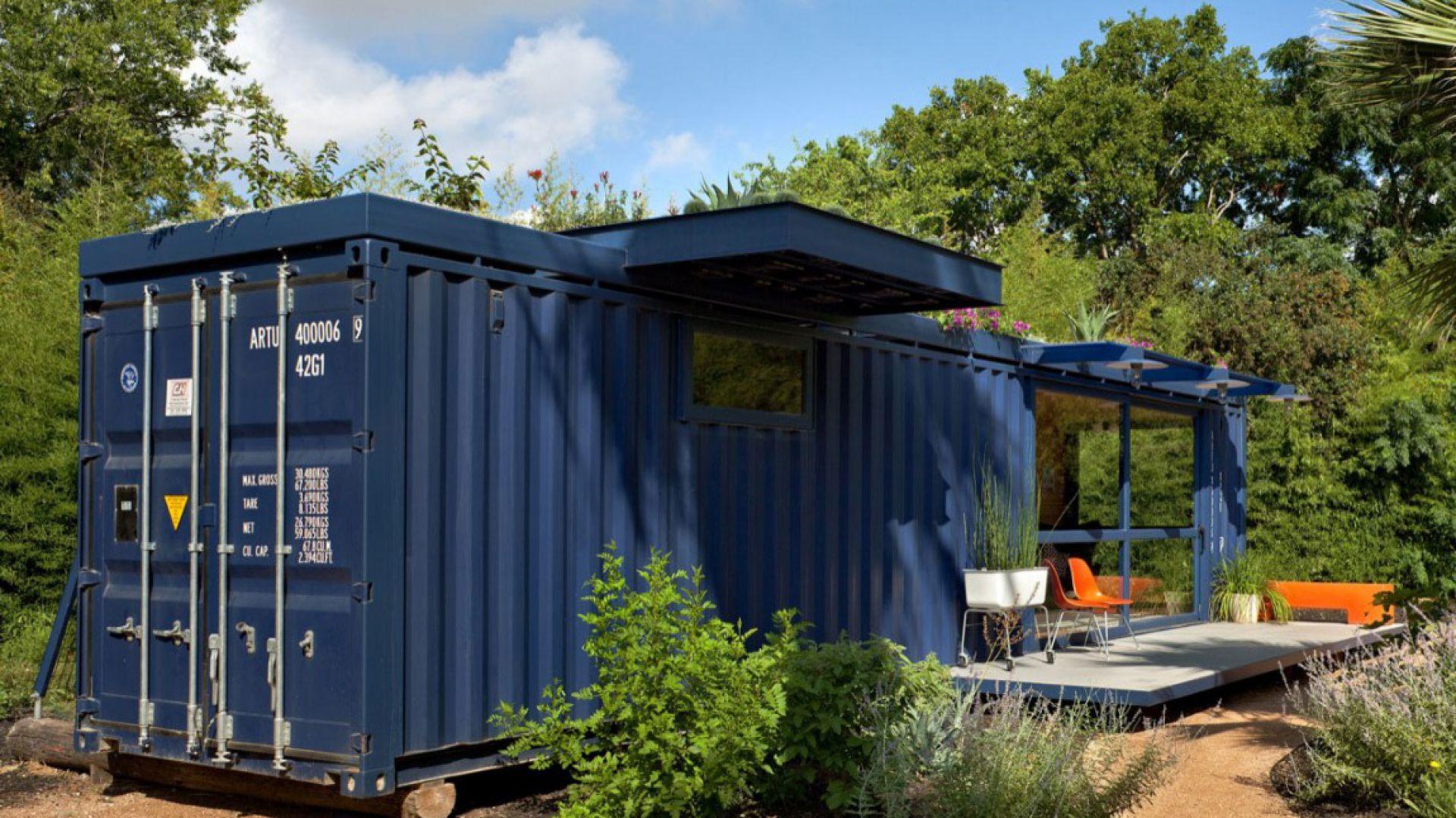 Projekt: Poteet Architects, http://www.poteetarchitects.com/. Zdjęcia: Chris Cooper