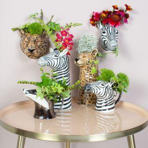 Zwierzęce wazy marki MiaFleur. Fot. MiaFleur