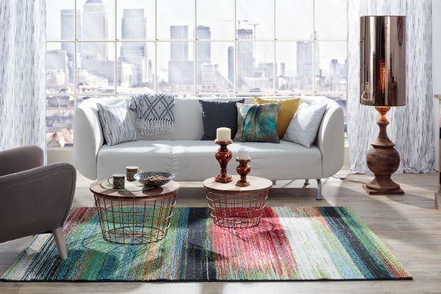 Modny salon: 5 kolorowych propozycji