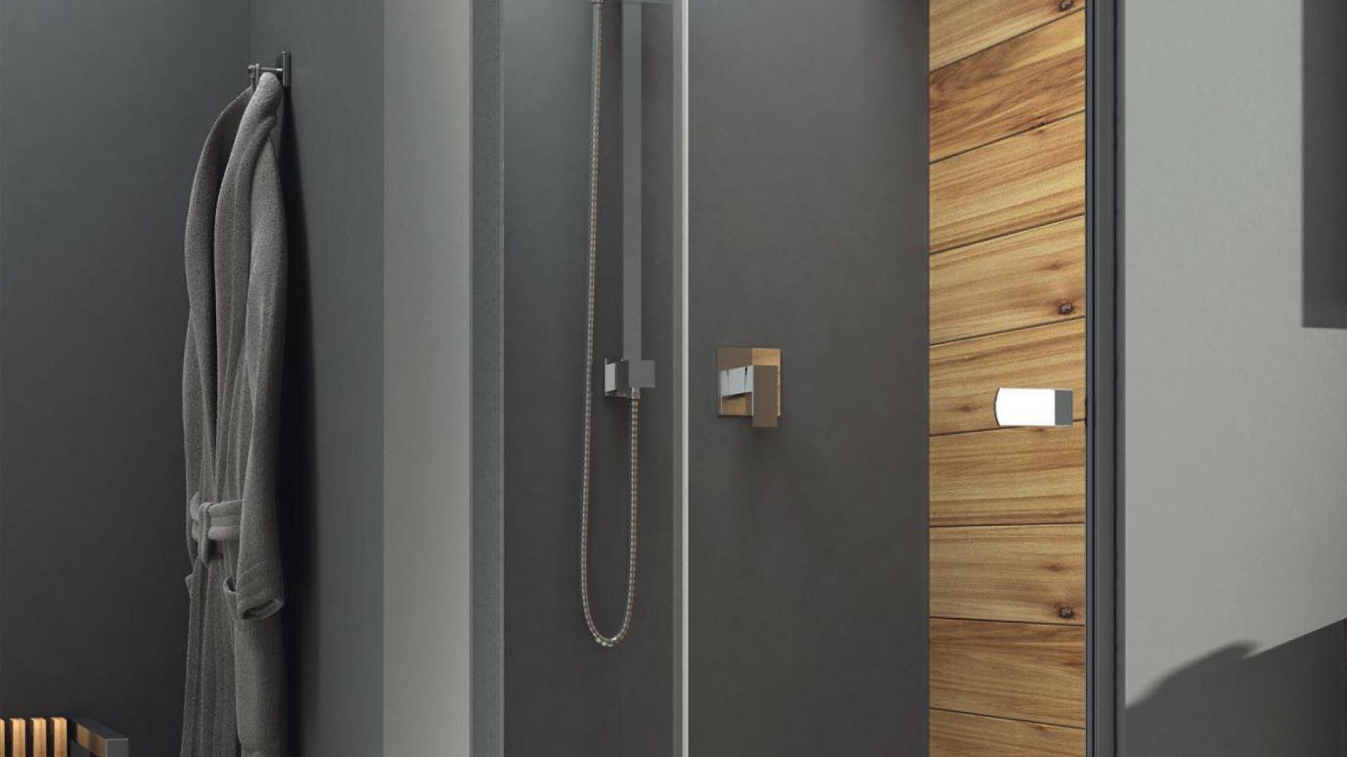 Aranżacja komfortowej i bezpiecznej łazienki. Fot. Aquaform