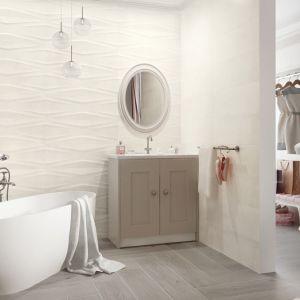 Modne płytki do łazienki. Kolekcja Pandora. Fot. Ceramika Paradyż