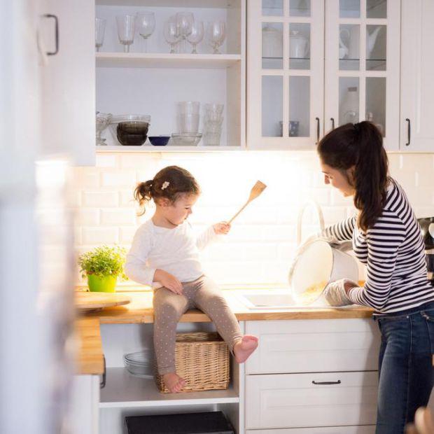 Mała kuchnia dla rodziny - tak ją urządzisz na kilku metrach