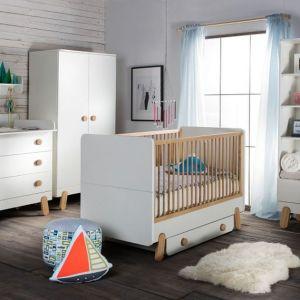 Łóżeczko dziecięce: propozycja dla niemowląt. Fot. Pinio