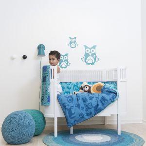 Łóżeczko dziecięce: propozycja dla niemowląt. Model marki Sebra. Fot. Mofflo