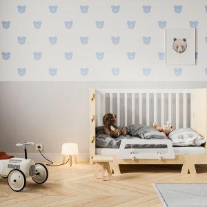 Łóżeczko dziecięce: propozycja dla niemowląt. Model: Prymusik. Fot. Śnimisie