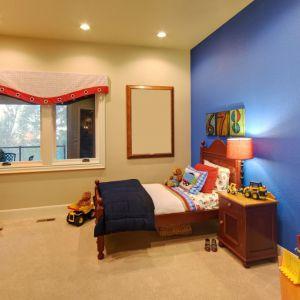 Oświetlenie w pokoju dziecka. Fot. GTV