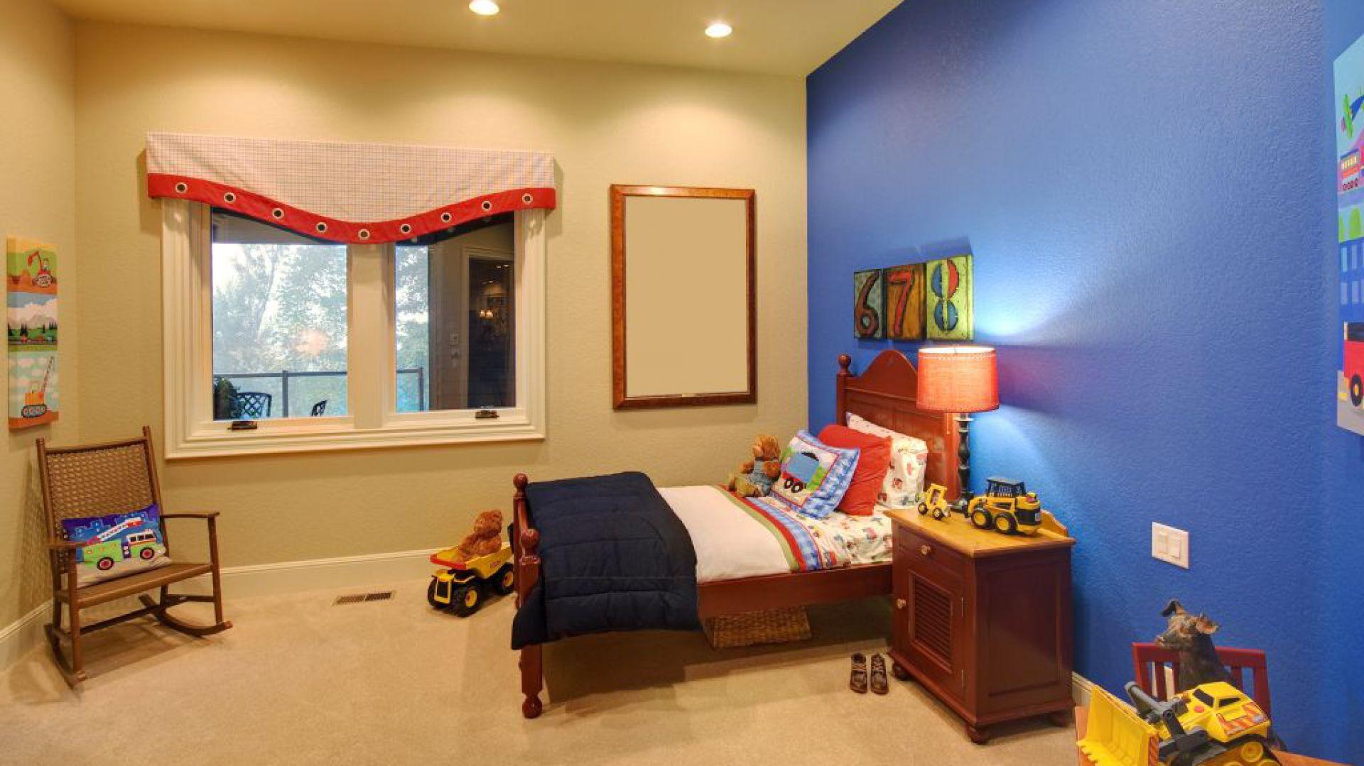 Oświetlenie Pokoju Dziecięcego Okna Dachowe I Lampy