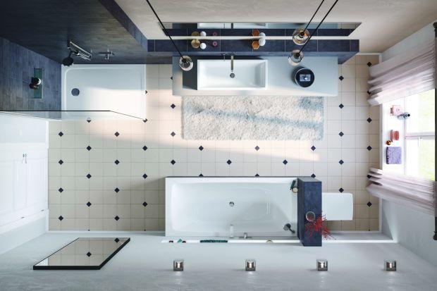 Remont łazienki: modne powierzchnie pysznicowe