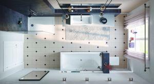 Emaliowane powierzchnie prysznicowe są łatwe w montażu – jeśli istnieje taka konieczność można je zainstalować nawet bezpośrednio na wyłożonej płytkami ceramicznymi podłodze.