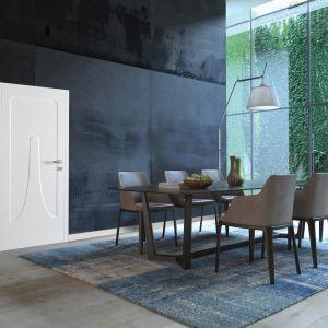 Drzwi Rico w kolorze białym. Fot. RuckZuck