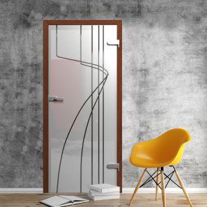 Drzwi Vidrio - aranżacja ze szkłem. Fot. RuckZuck