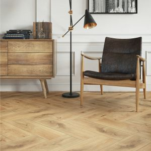 Płytki z kolekcji I Love Wood. Fot. Cersanit