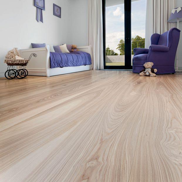 Drewniana podłoga: idealna w pokoju alergika