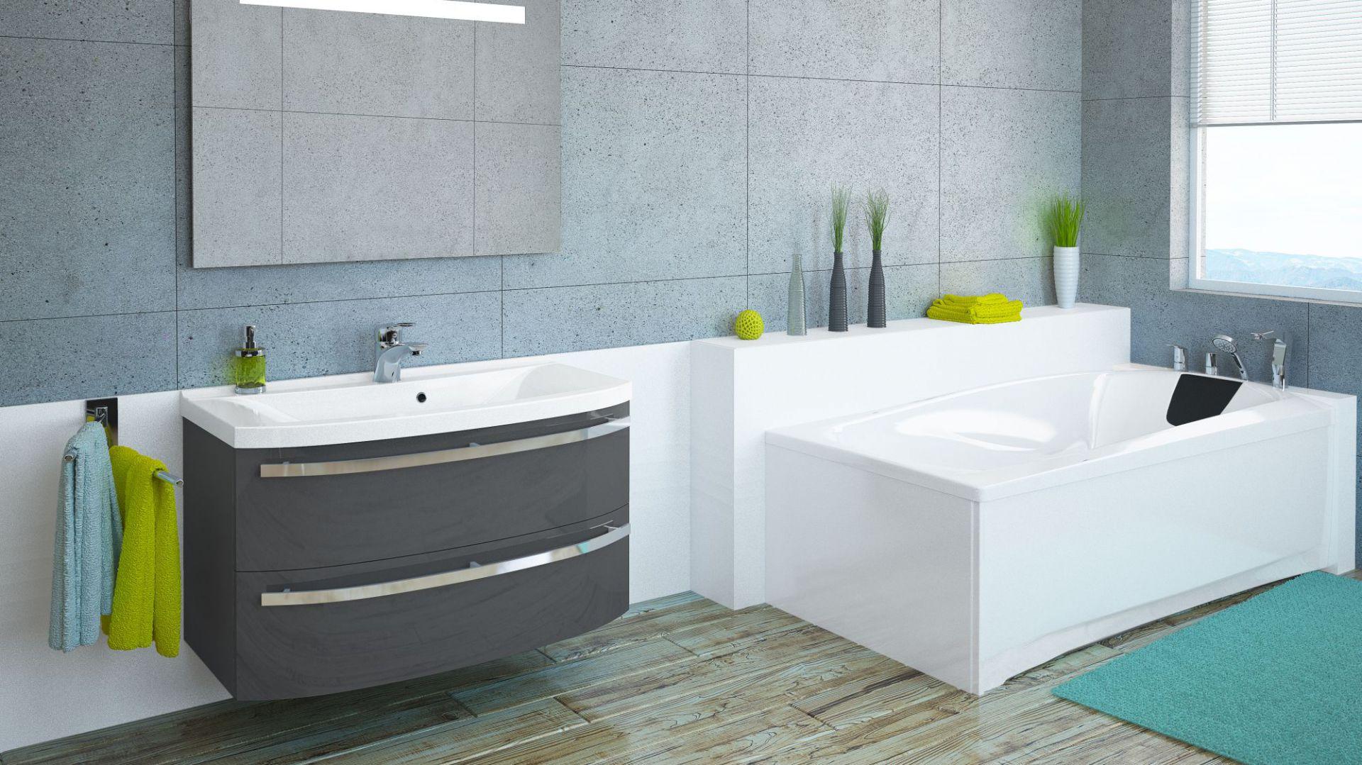 Urządzamy łazienkę Dobre Pomysły Na Umywalkę