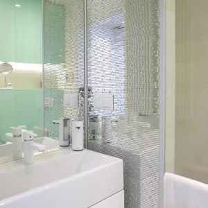 Mała łazienka. Projekt na 2,7m2