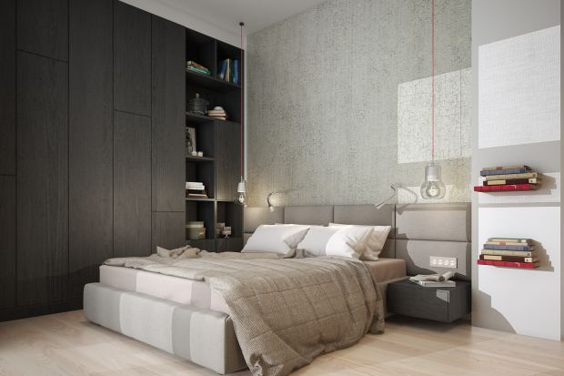 Rodzinna sypialnia: zobacz, przytulną aranżację wnętrza