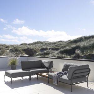 Meble ogrodowe w skandynawskim stylu. Fot. Houe